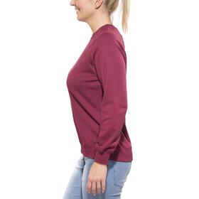 POLER Venn - Couche intermédiaire Femme - rouge